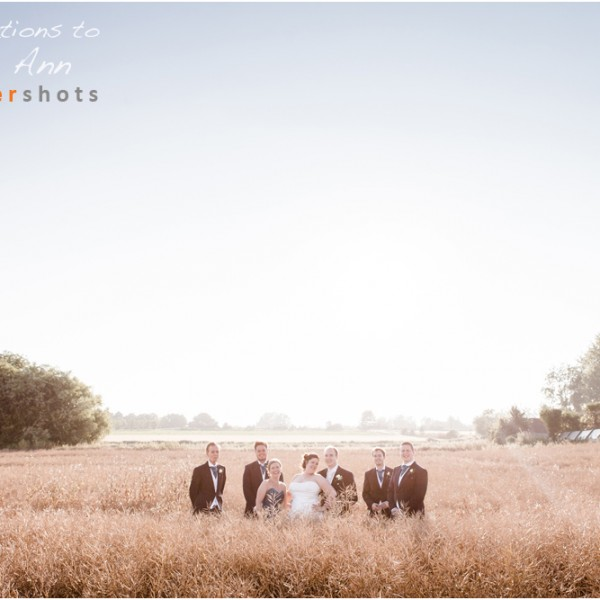 Wedding Photographer at Cooling Castle Barn, Kent