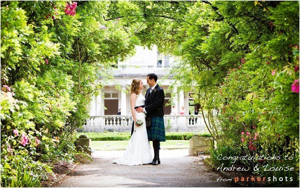 Wedding photographer at grove house roehampton university for Grove house