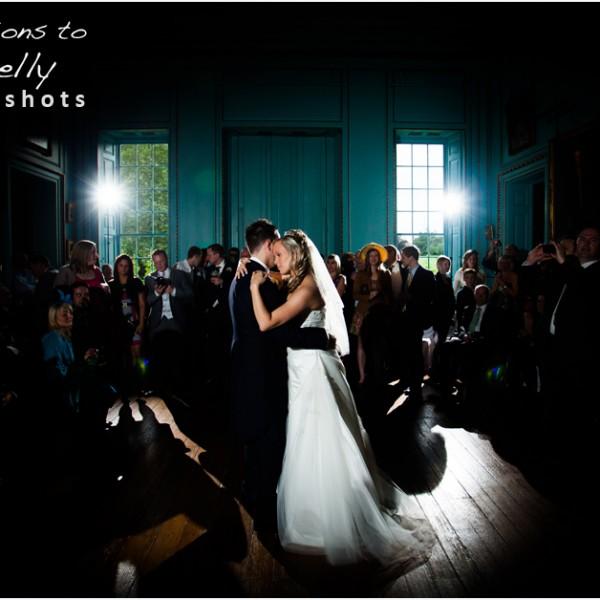 Wedding Photographer at Bradbourne House, Kent