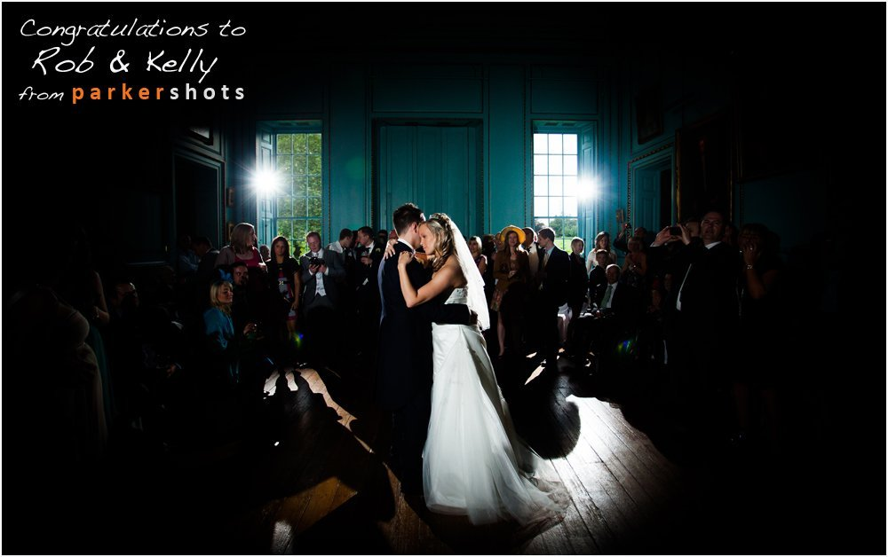 Wedding Photography at Bradbourne House by Kent Wedding Photographer, Parkershots