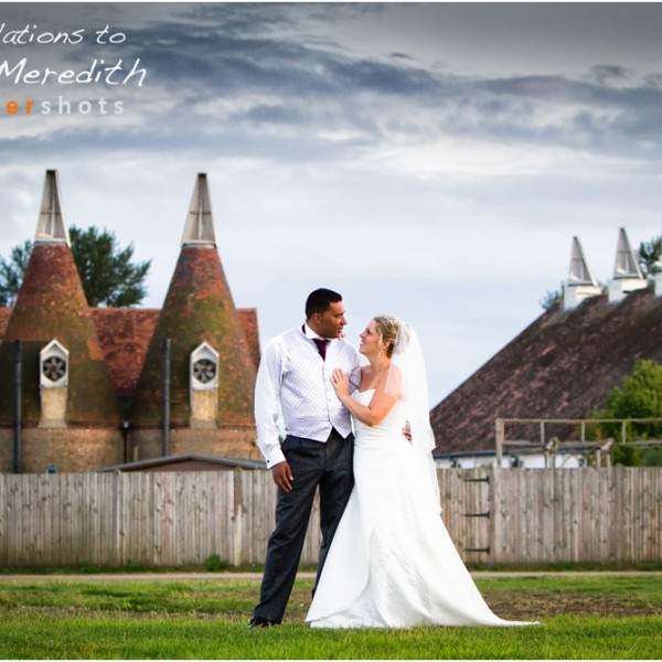 Wedding Photographer at The Hop Farm, Kent