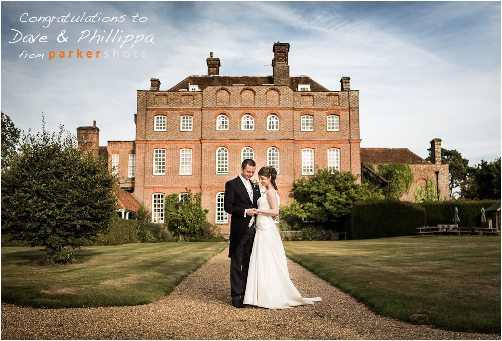 Wedding Photography at Finchcocks Musical Museum in Kent