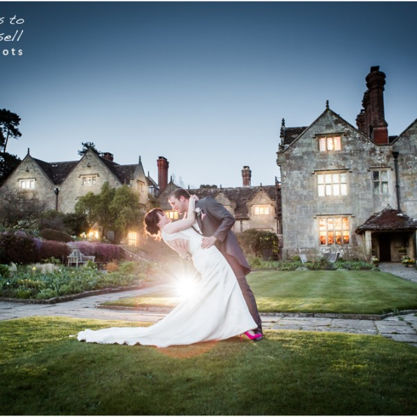 The Wedding of Emily & Russell - Gravetye Manor