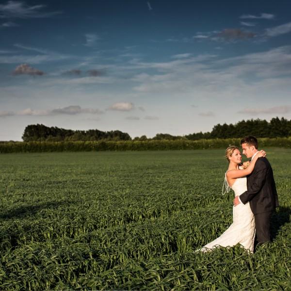 Melissa & Jason - Winters Barn Wedding Photographer