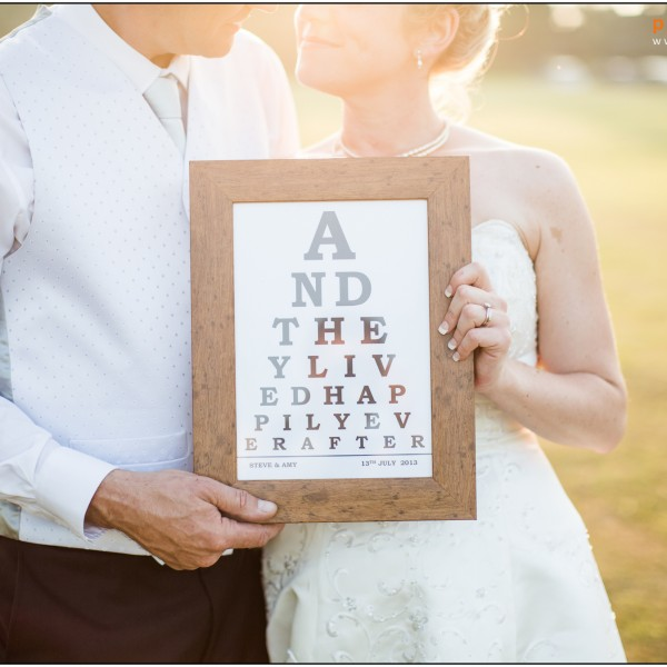 Amy & Steve - Haynes Barn Wedding Photographer