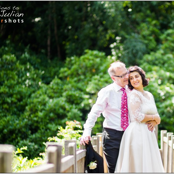 Penny & Julian - Spa Hotel Wedding Photographer