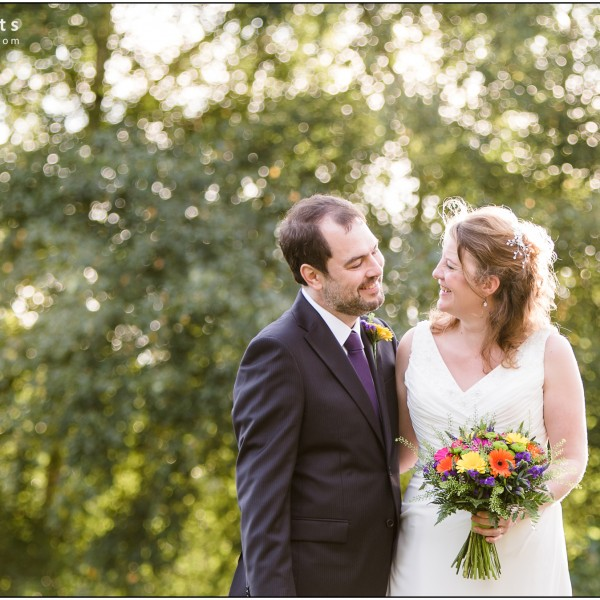 Wedding Photography for Lisa & David at Salomons