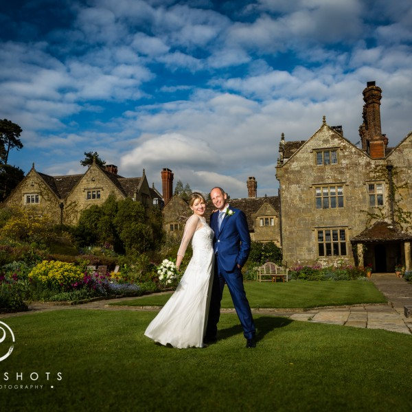 Elena and Richard / Wedding Photography at Gravetye Manor