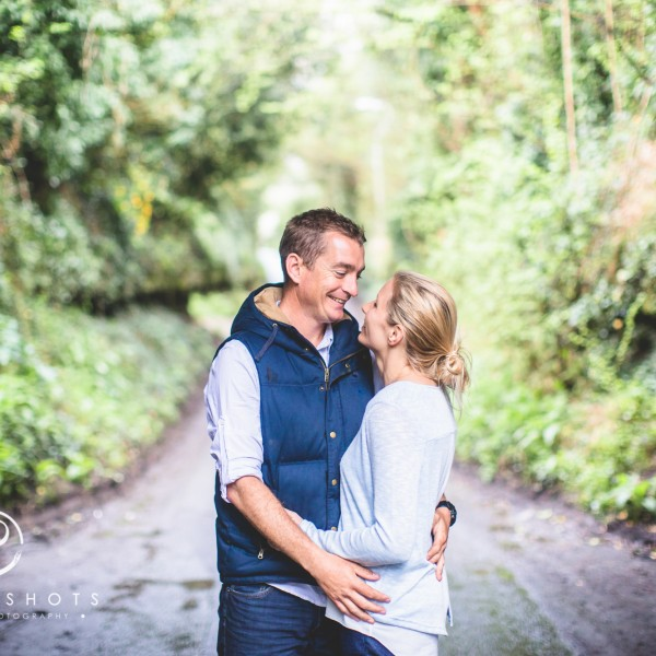 Helen & Andy / Engagement Portrait Photography