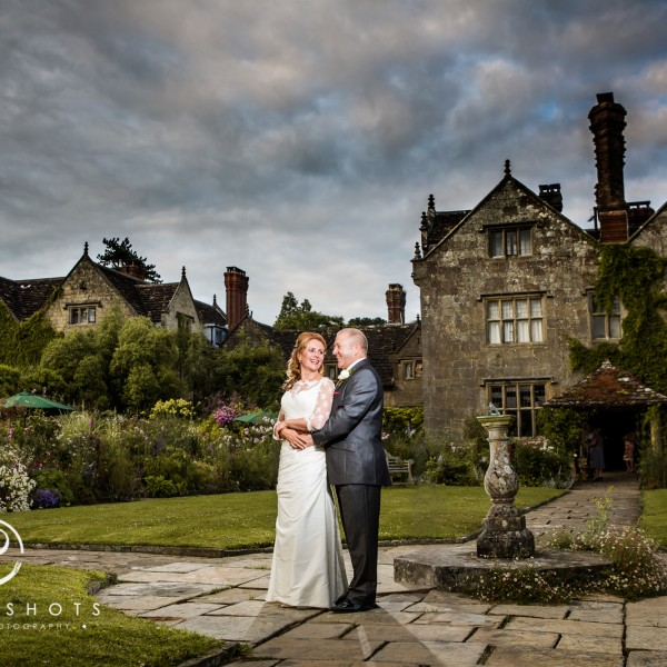 Claire and Tim / Wedding at Gravetye Manor, West Sussex