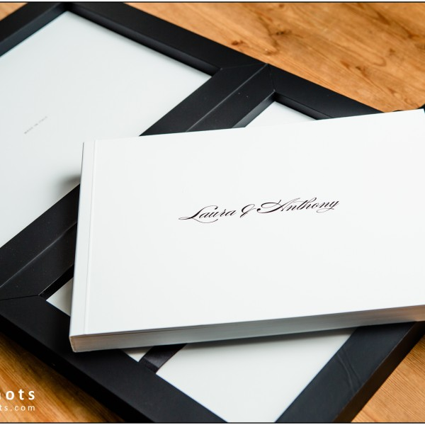 A new range of wedding albums...
