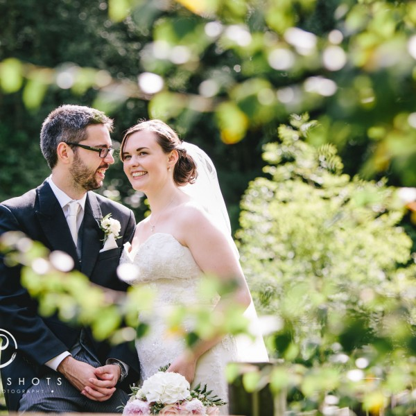Laura & Sam's Wedding Photography at The Spa Hotel