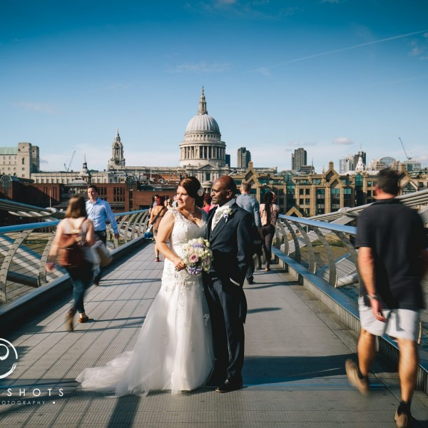 Kate & Jay's Wedding Photography at The Swan