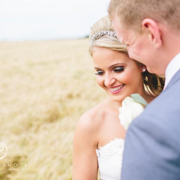 Holly & Dan's Wedding Photography at The Blazing Donkey