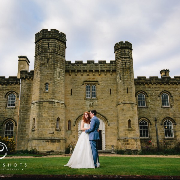 Lisa & Nick's Wedding Photography at Chiddingstone Castle