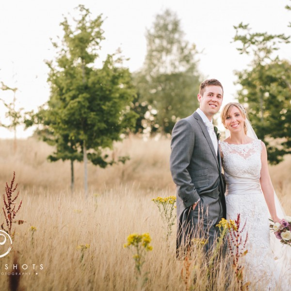 Beckie & Dan's Wedding Photography at Goodsoal