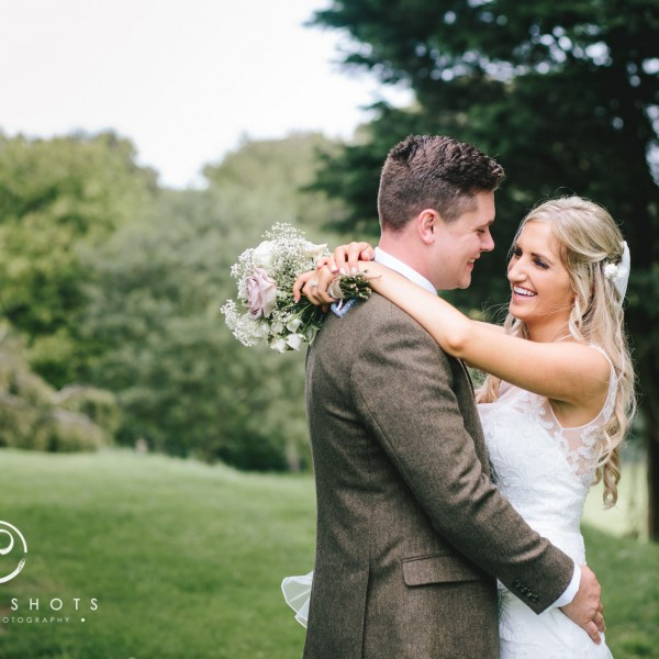 Jess & Jamie's Wedding Photography at Northease Manor