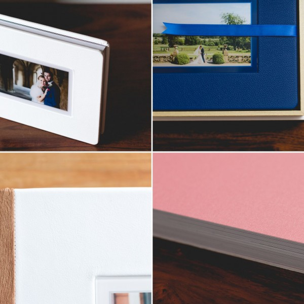 Example Wedding Albums