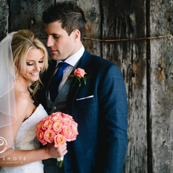 Charlotte & Alex's Wedding Photography at Hendall Manor Barns