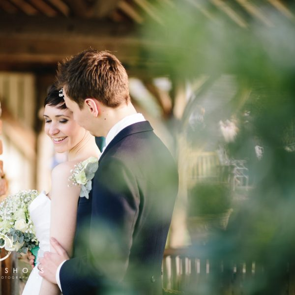 Sarah & James' Wedding Photography at Winters Barns
