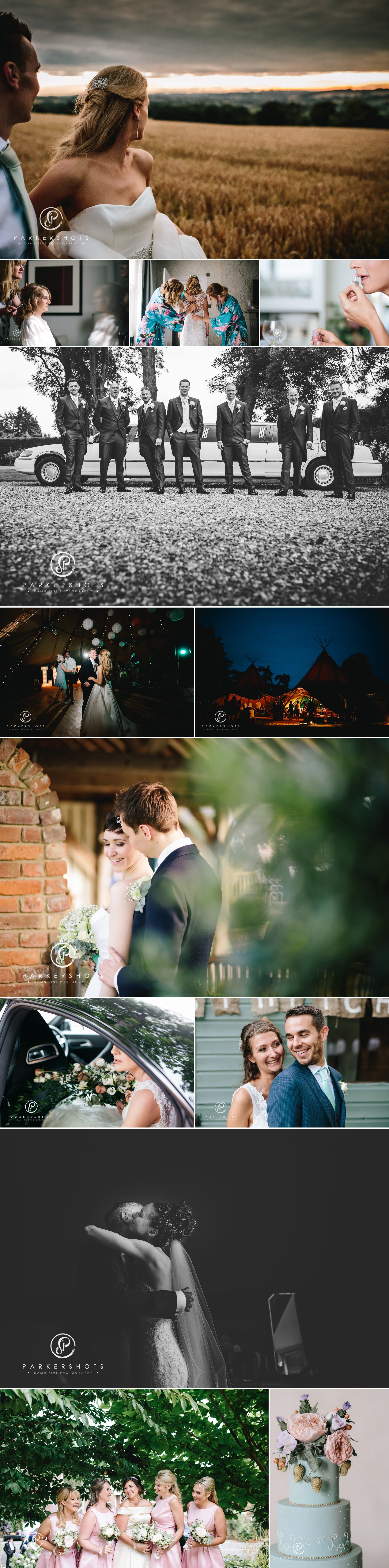Best wedding photographer at Winters Barns