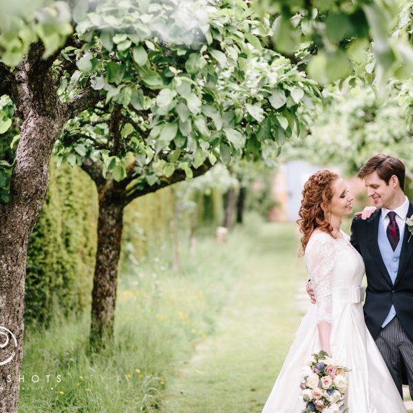 Hope & Ed's Wedding Photography at Penshurst Place