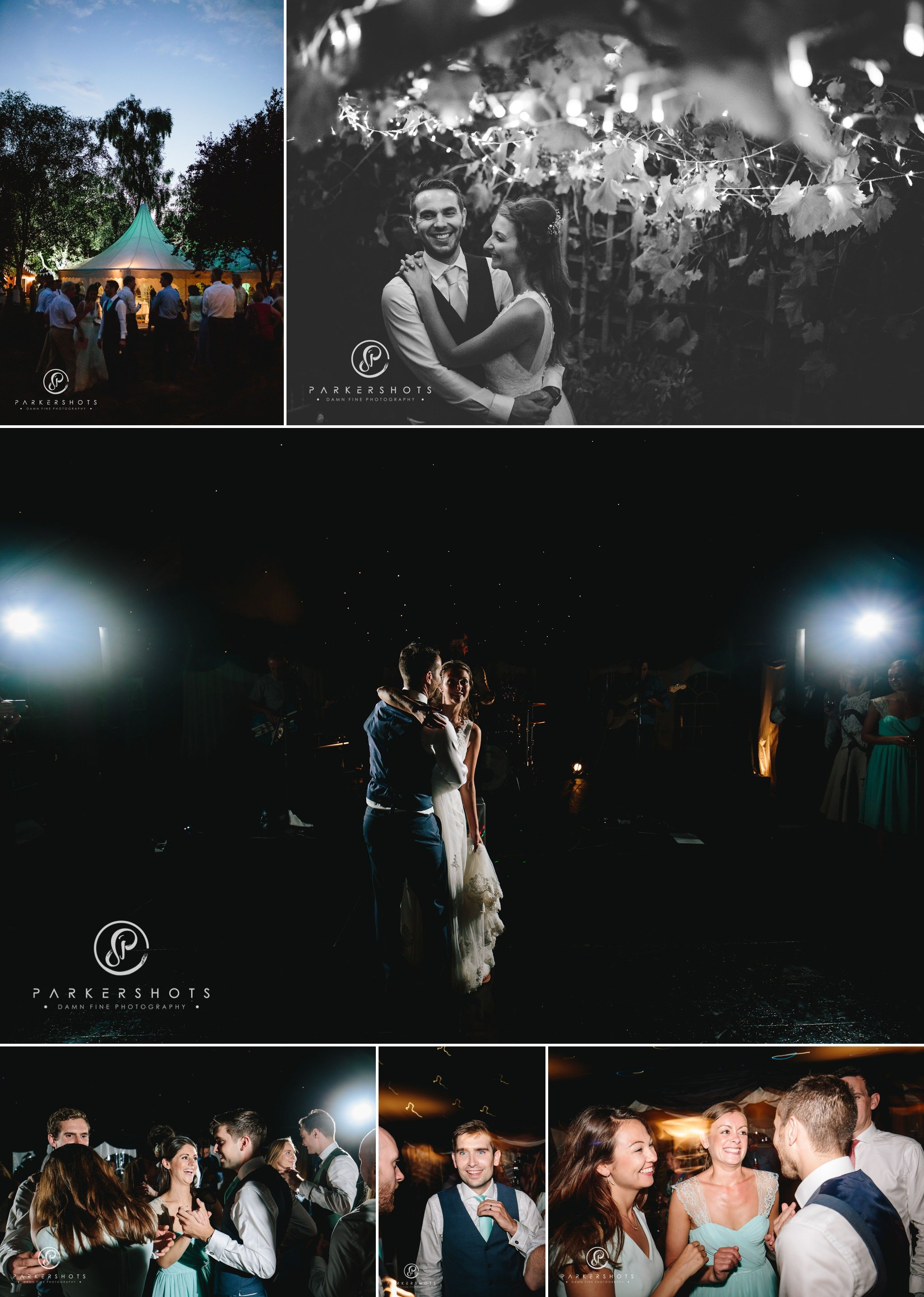 wedding photography of first dance