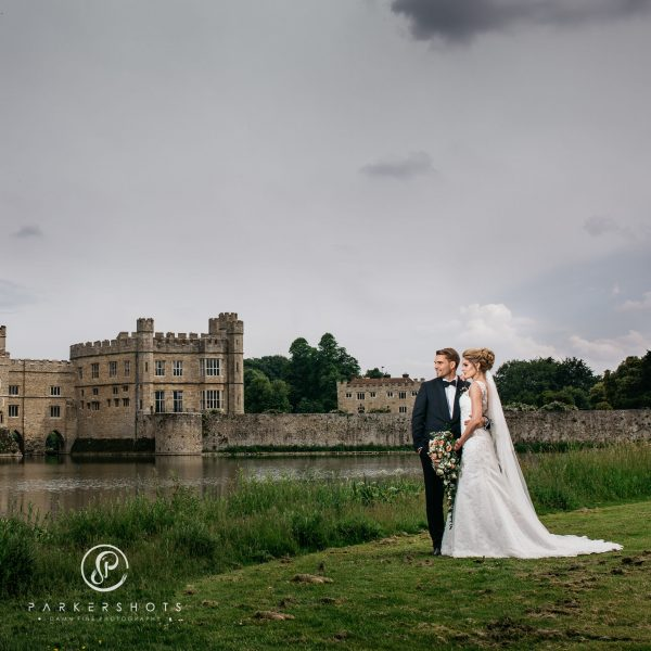 Janine & Aaron's Wedding Photography at Leeds Castle