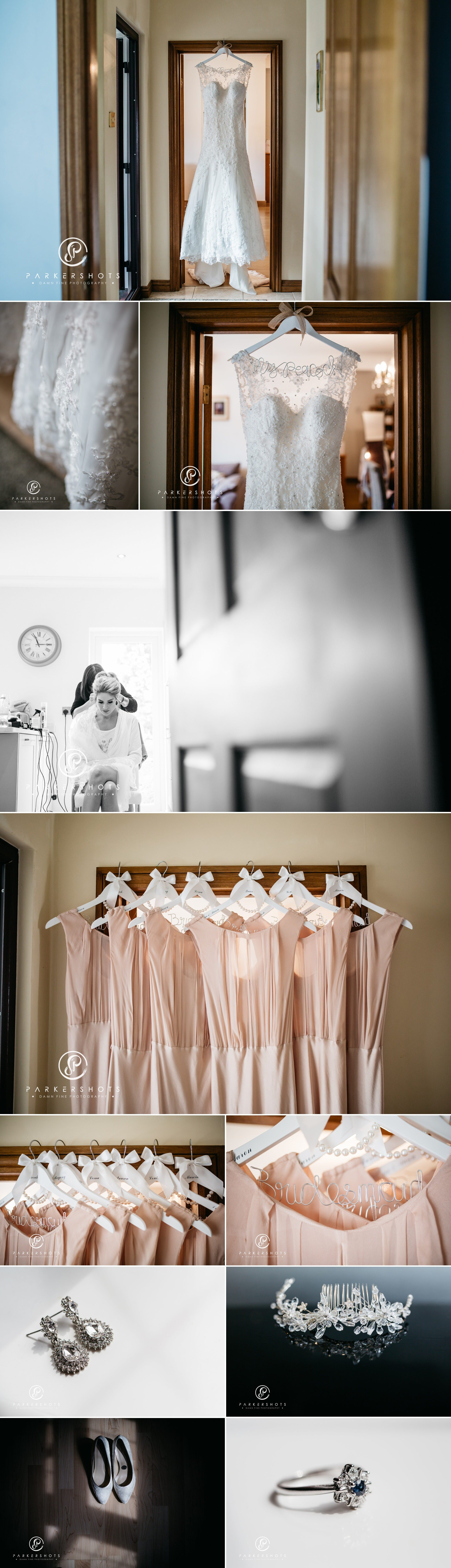 Leeds Castle Bridal Prep Photography