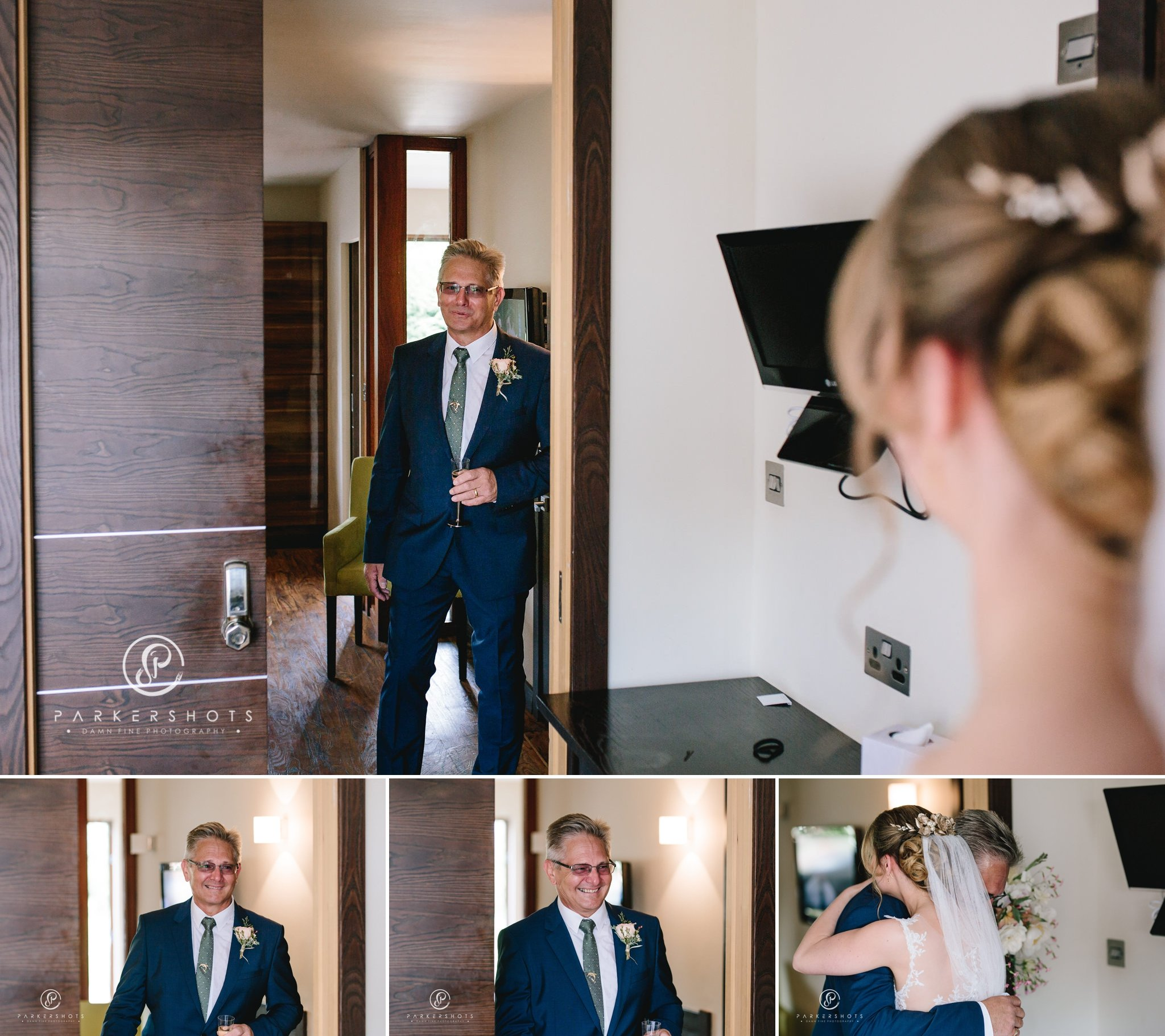 Bridal prep photography at Northbrook Park