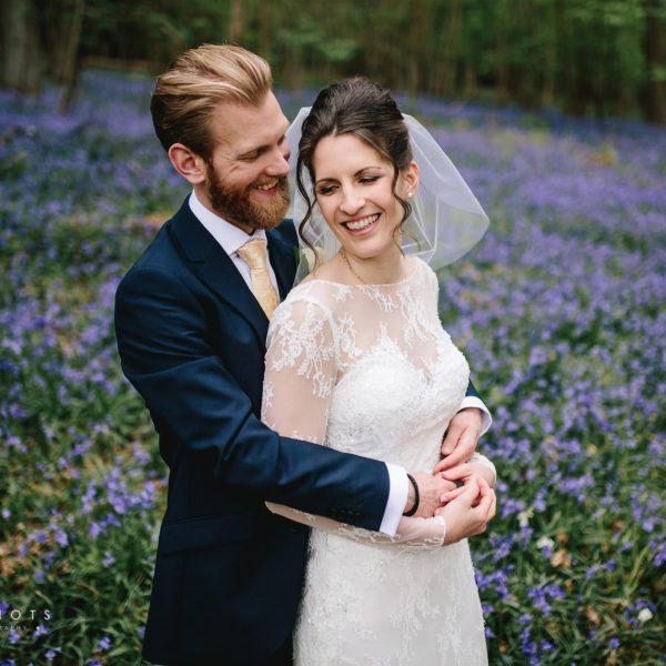 Georgina & Martin's Wedding Photography at Gravetye Manor