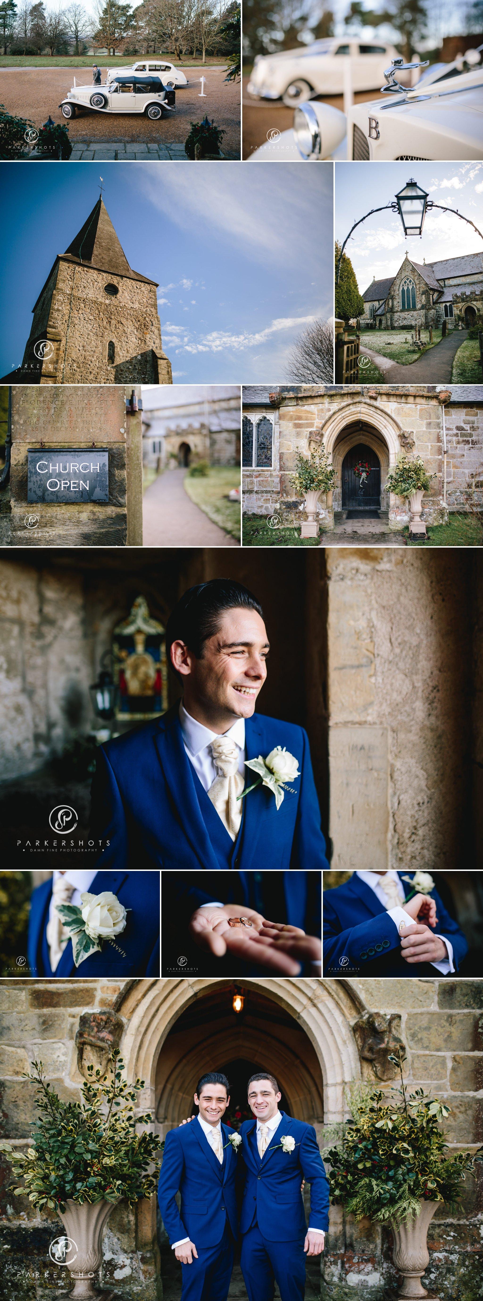 Sussex Wedding Photographer G&M
