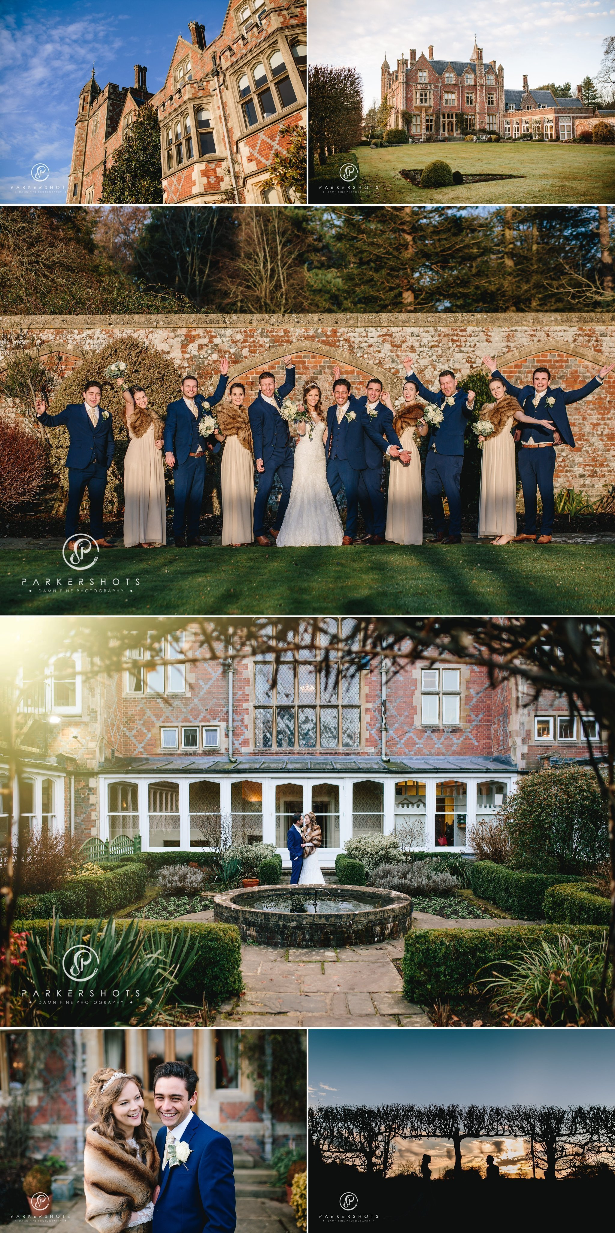 Wedding Photographer at Horsted Place