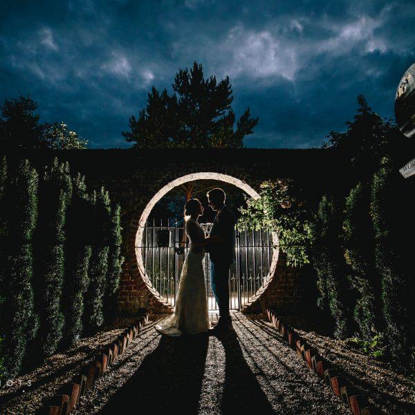 Vanessa & Paul's Wedding Photography at Lullingstone Castle