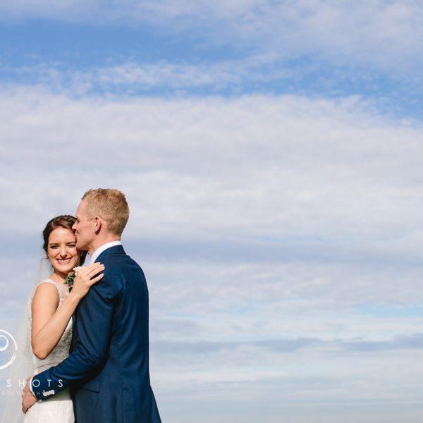 Kay & Chris' Wedding Photography at Winters Barns