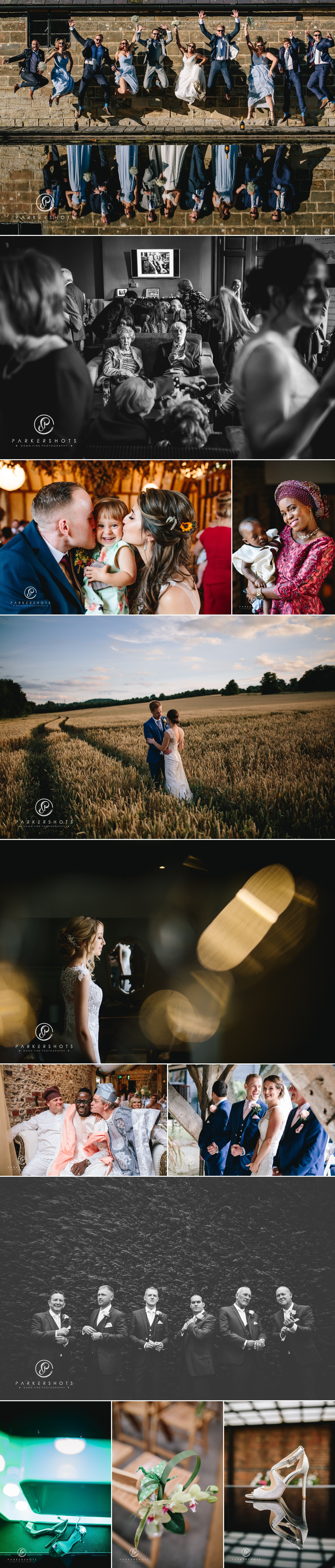 Best Winters Barns Wedding Photographer