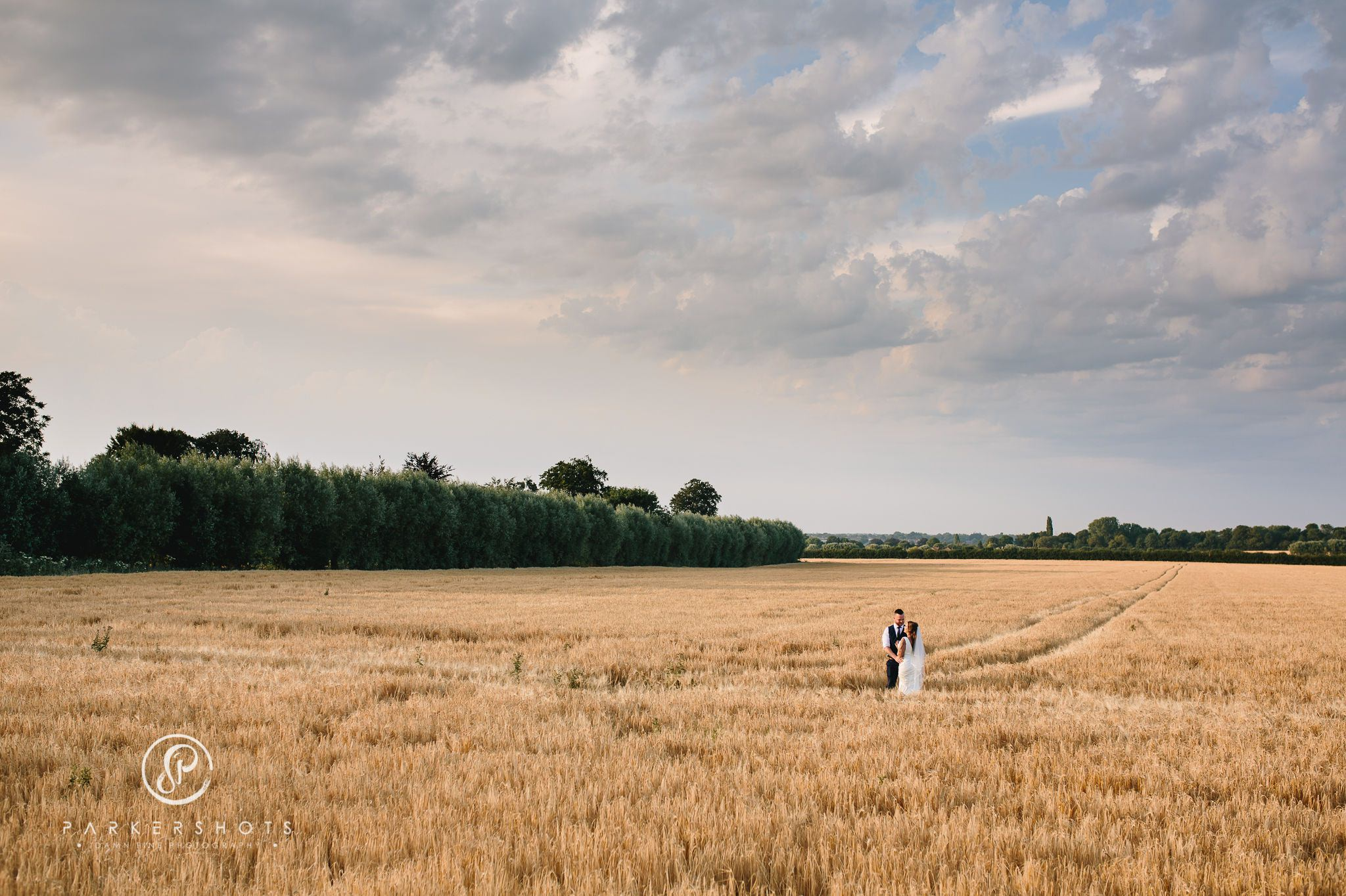 Recommended wedding photographer at Winters Barns