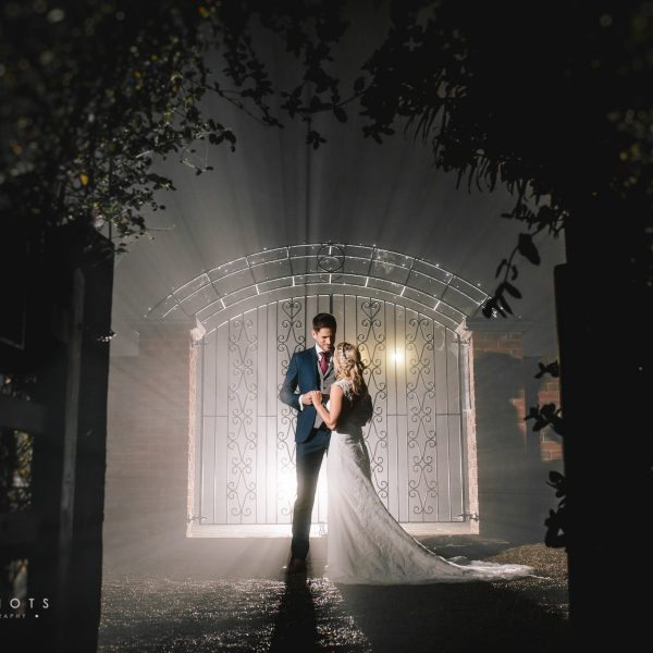 Natalie & Sam's Wedding Photography at Blackstock Country Estate