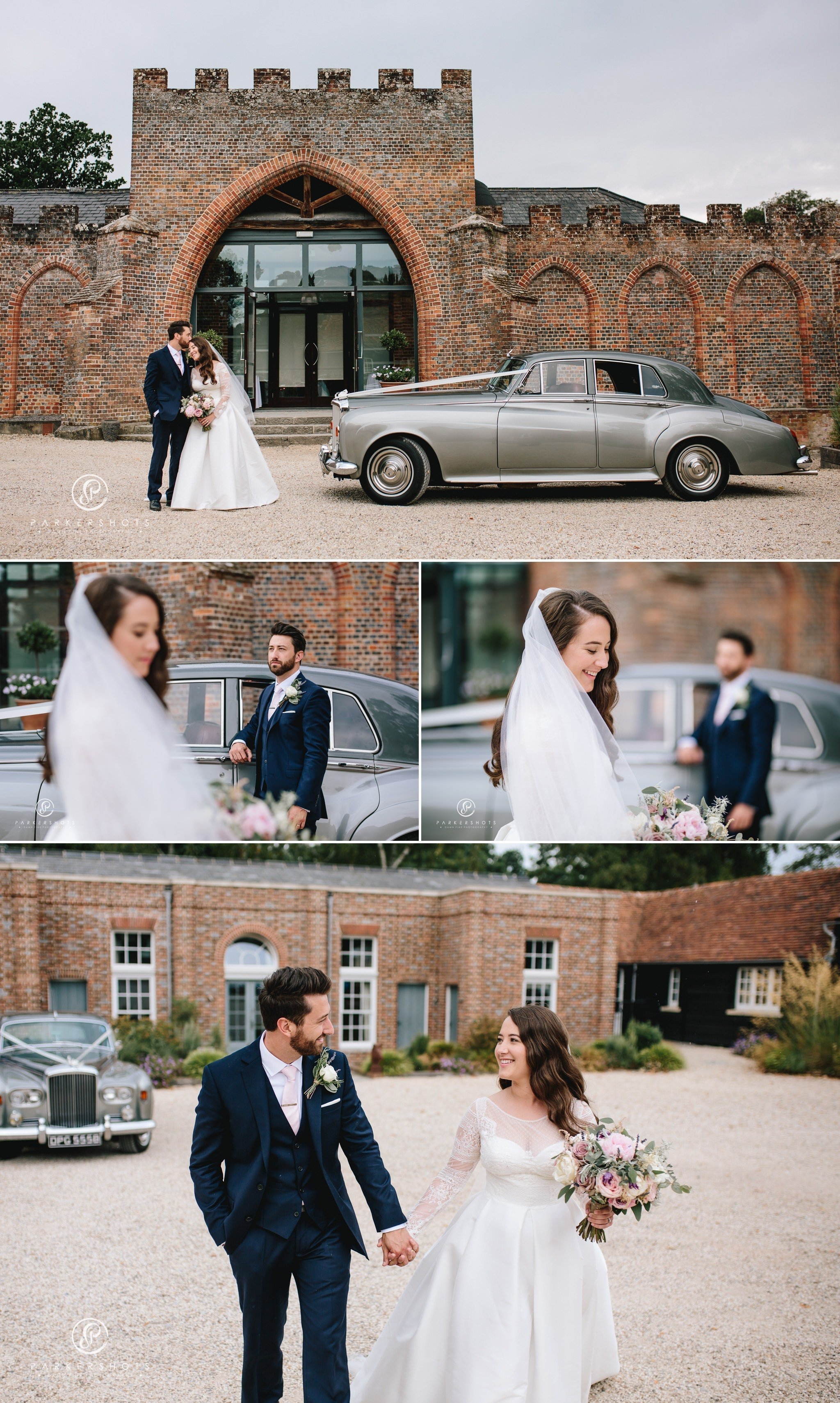 alternative wedding photography by Wasing Park Wedding Photographer