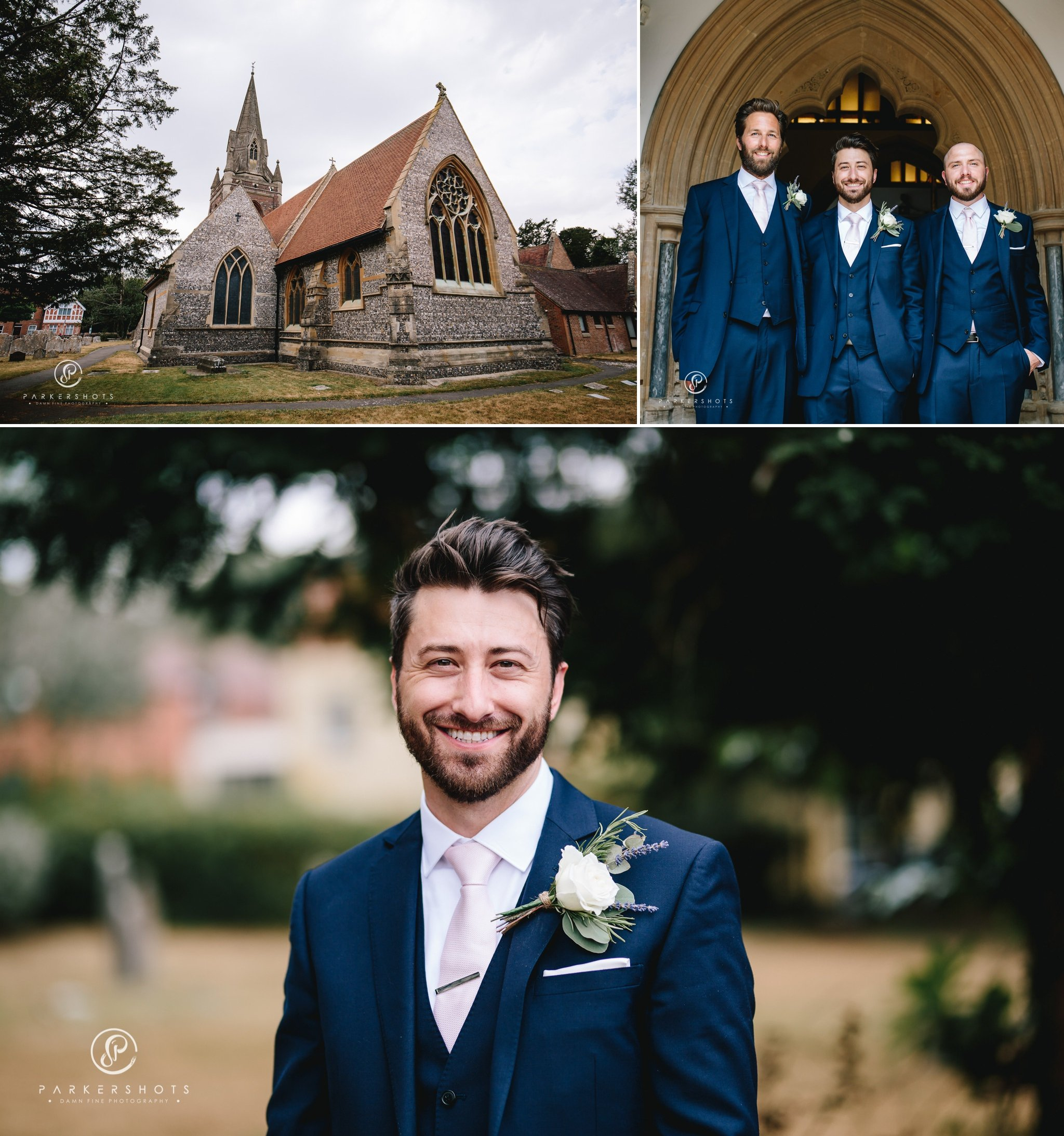 groom portraits by Wasing Park Wedding Photographer