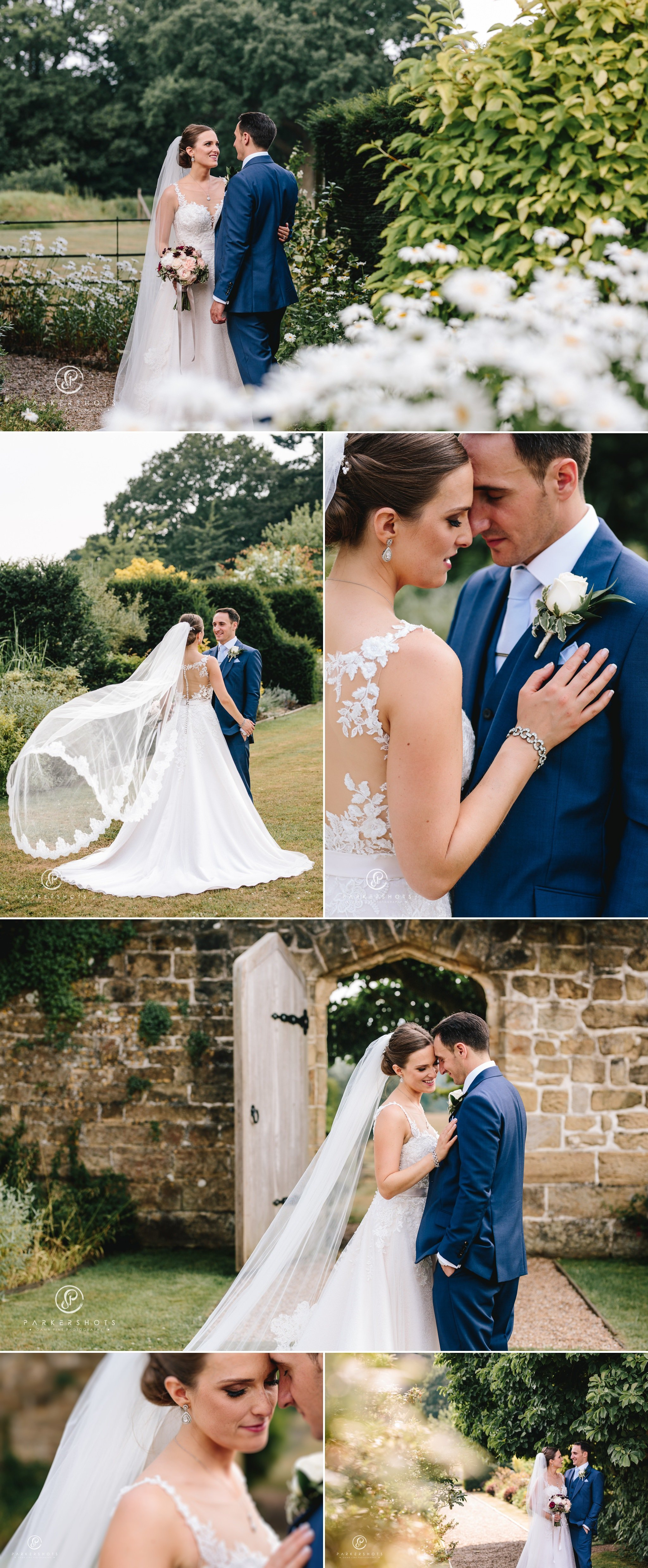 Wadhurst Castle Wedding Photographer - Portraits of the couple