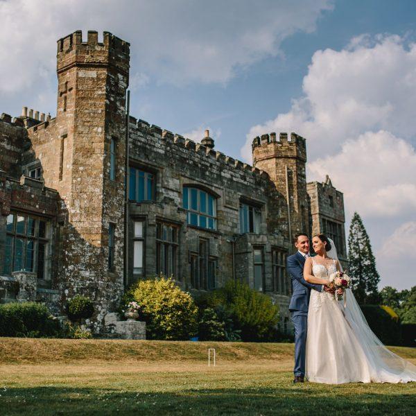 Emma & Mike's Wedding Photography at Wadhurst Castle