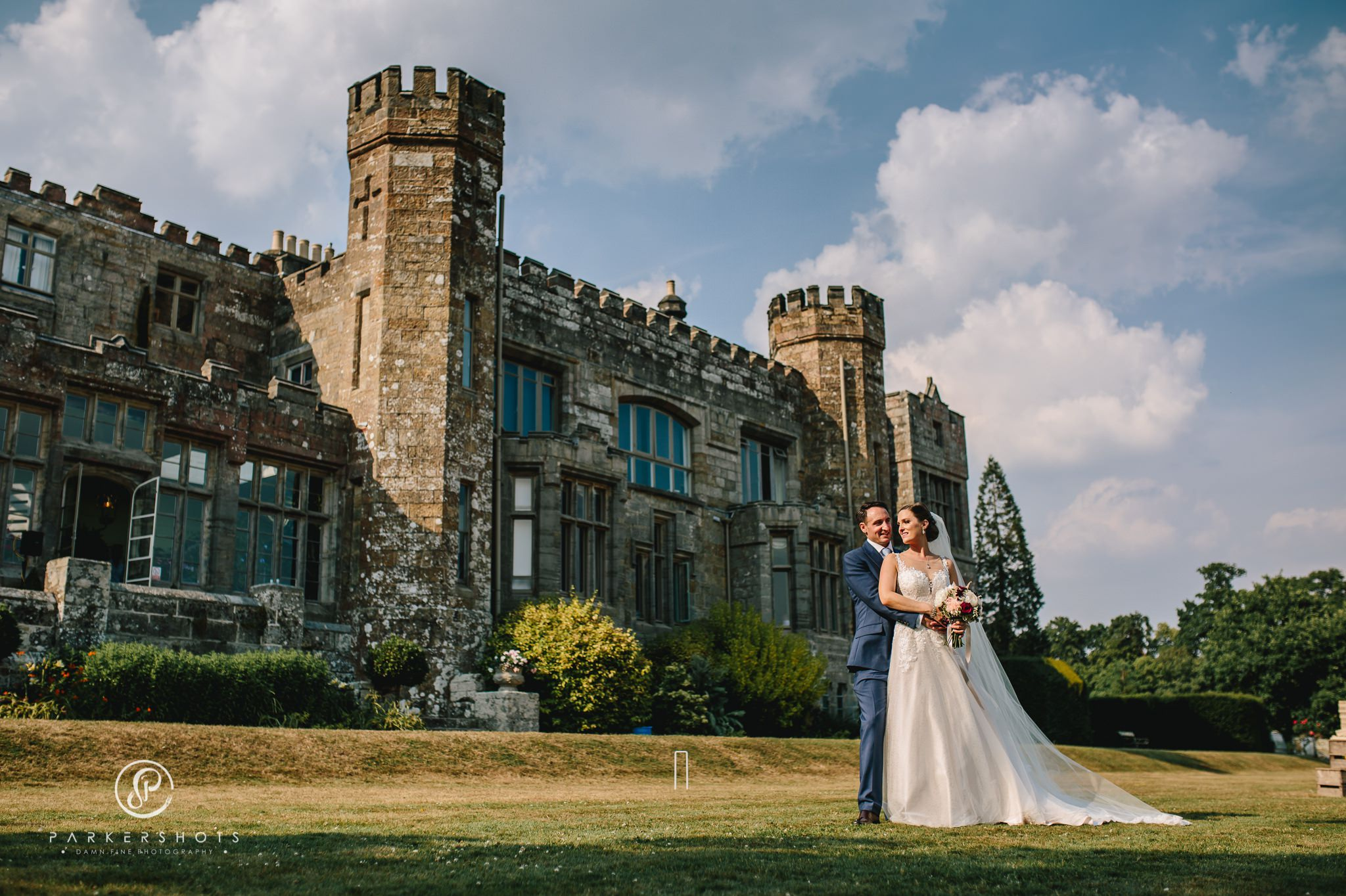 Wadhurst Castle Wedding Photographer