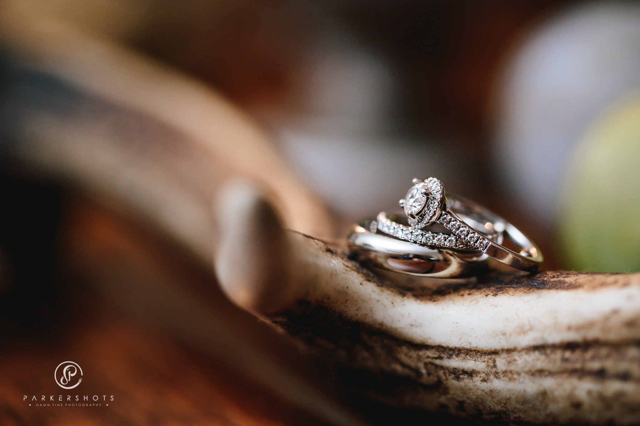Wadhurst Castle Wedding Photographer - Wedding Rings