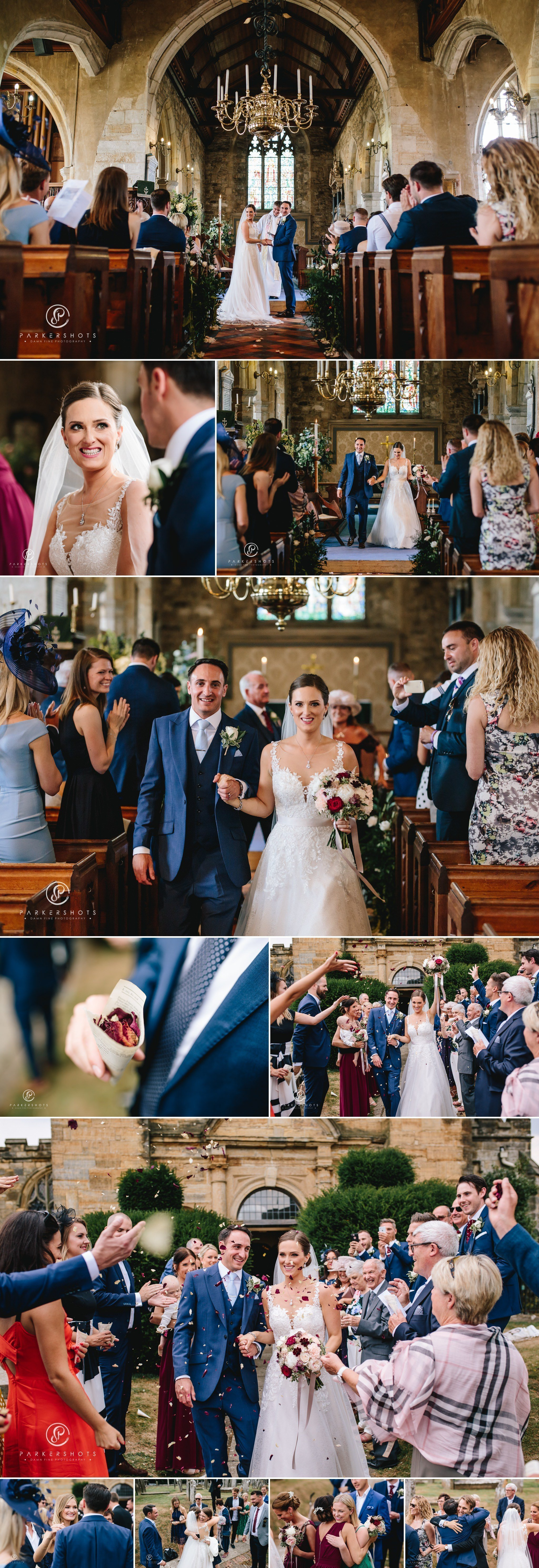 Wadhurst Castle Wedding Photographer - Wedding Ceremony
