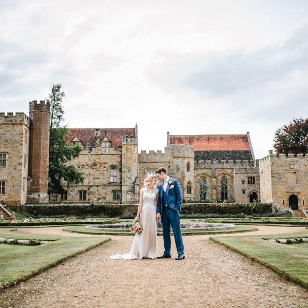 Sarah & Doug's Wedding Photography at Penshurst Place