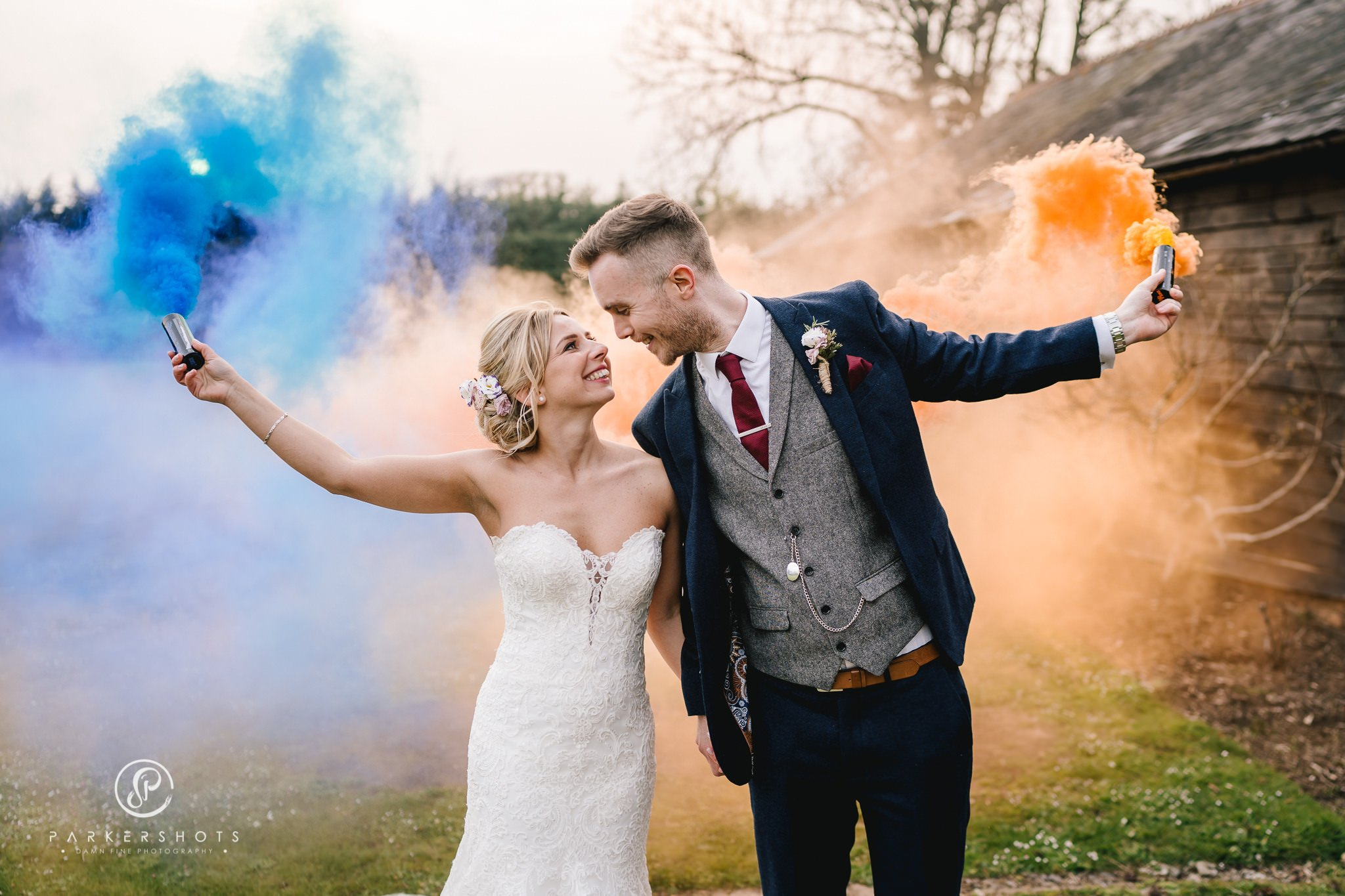 Winters Barns wedding photographer