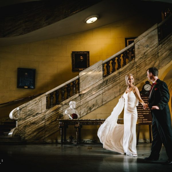 Preview: Hanneke & Michael's Wedding Photography at One Whitehall Place