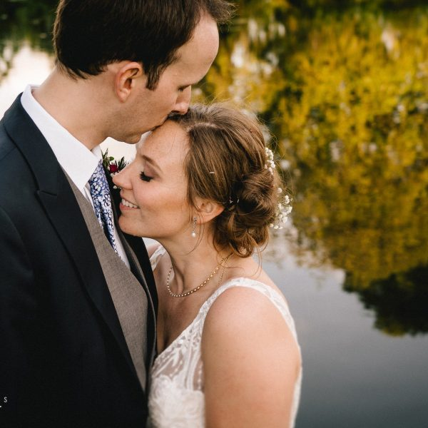 Preview: Abi & Tom's Wedding Photography at Bradbourne House