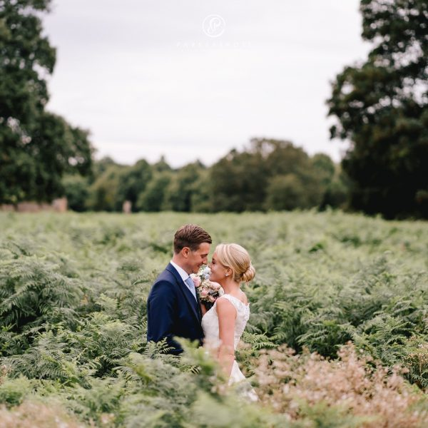 Preview: Phoebe & George's Wedding Photography at Hampton Court House